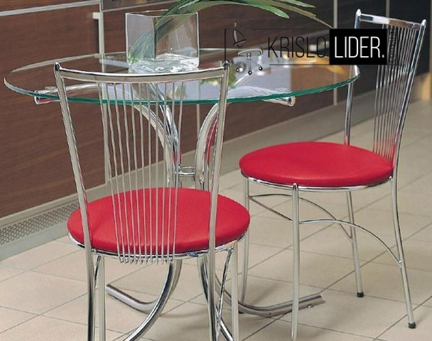 Крісло Fosca chrome - 3