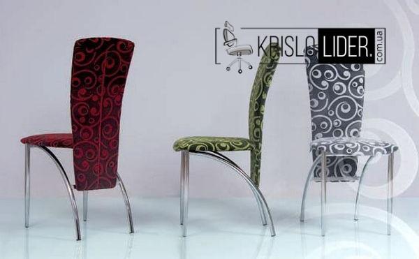 Крісло Amely chrome V-18 - 4
