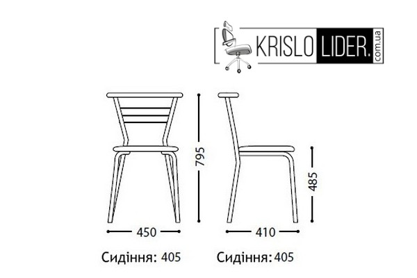 Крісло Marco black - 6