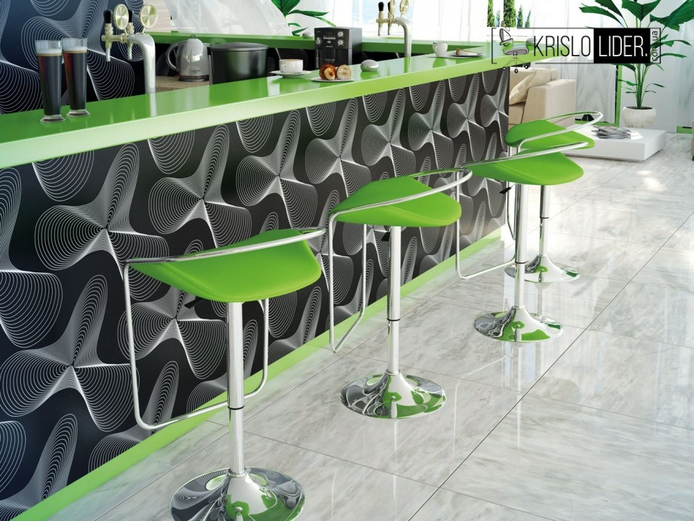 Крісло Campari hoker chrome - 2