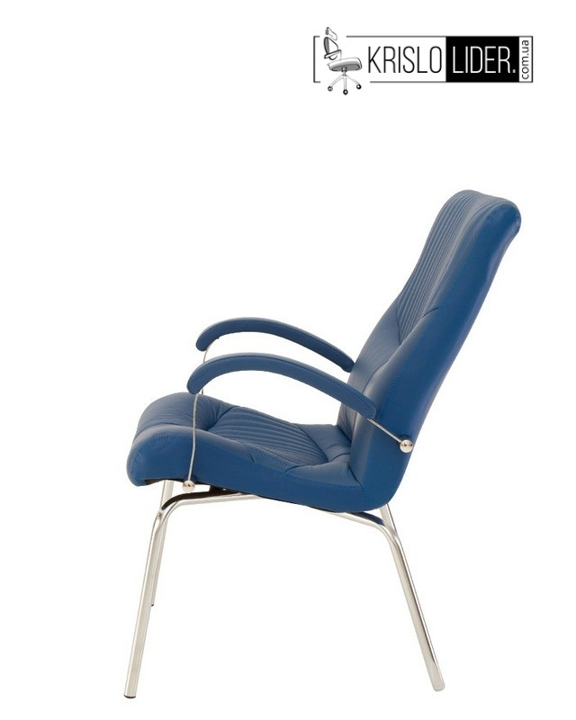 Крісло Germes CFA LB steel chrome - 2