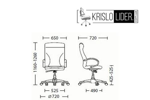Крісло Riga - 4